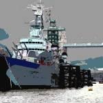 """HMS Belfast"" by sillyjohno"