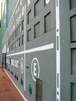 green monster, fenway