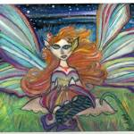 """Midnight Faery Magic"" by lorrael"