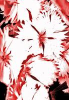 photoshopped flowers