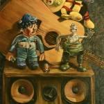 """musicboy"" by ALEX_DROZD"