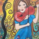 """""""Music In Her Soul"""" by juliryan"""