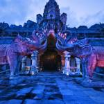 """The elephant temple 2 (FantaSea)"" by shazly"