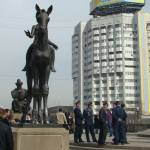 """Independence Monument Almaty"" by chrisww59"