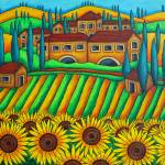 """Colours of Tuscany"" by LisaLorenz"