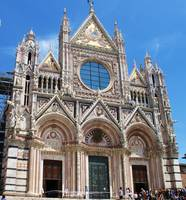The  Romanesque Cathedral of Siena