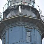 """top of virginia beach lighthouse"" by lwoodburn"