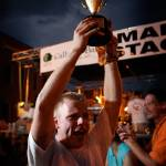 """Crawdad Eating Champion 6.19.2009"" by notleyhawkins"