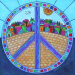 """Peace Mandala"" by laurabolter"