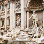 """Trevi Fountain in Rome"" by arttraveler"