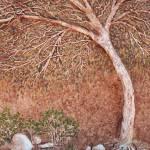 """""""Autumn Sculpture Tree"""" by VictoriaLarsen"""