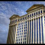 """Caesars Palace w/ Sky"" by eleets121"
