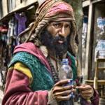 """Sadhu Mystic With Pepsi"" by FurtherToFly"