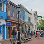 """historic cape may shops"" by lwoodburn"