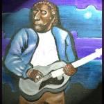 """""""Blues Guitar"""" by reniebritenbucher"""