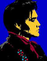 Elvis Presley Shadow Color