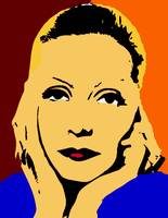 Greta Garbo Shadow Color