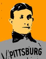 Honus Wagner Rookie Card Shadow Color