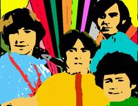 The Monkees Shadow Color