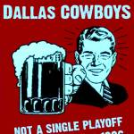 """Hate the Dallas Cowboys funny sign"" by finalscore"