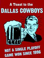 Hate the Dallas Cowboys funny sign