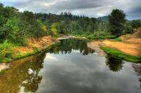 0070 Washougal River Reflections 2