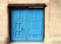 Three Doors in One, Santa Fe, New Mexico