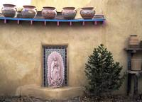 Madonna, City of Taos, New Mexico