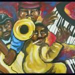 """""""Jazz Musicians"""" by reniebritenbucher"""