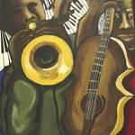 """""""Jazz Duo"""" by reniebritenbucher"""