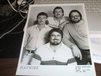 Haywire, Hot Texas Band  from the 80's