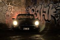 TVR, Melbourne Graffiti