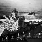 """Cliff House & Seal Rocks, San Francisco history"" by worldwidearchive"