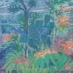 """At the Conservatory."" by KayArtiste"