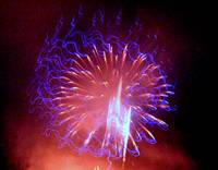 fire works 2009
