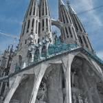 """Sagrada Familia"" by studiomumken"