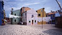 Midday in Burano
