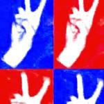 """Hands of Peace"" by JudyMarisa"