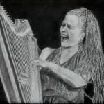 """Deborah Henson-Conant"" by McHenryDesigns"