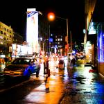 """Lafayette Street at Night"" by JessicaKrauseSmith"