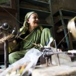 """Old working happy women [Dhaka, Bangladesh]"" by arifbd111"