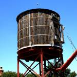 """Water Tank at the Stockyards"" by CharlesBuchanan"