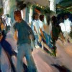 """Opening Night Rush"" by dornberg"