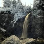 """Franklin Falls - Infrared 2"" by Mobilla"