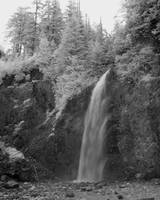 Franklin Falls - infrared