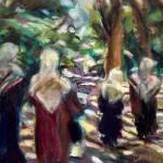 """Walking in the Shadows"" by dornberg"