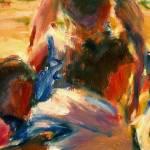 """Kids at Pumkin Field"" by dornberg"