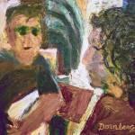 """Two Artists Talk"" by dornberg"