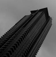 Highrise in Black and White