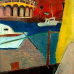"""""""Abstracted Harbor"""" by dornberg"""